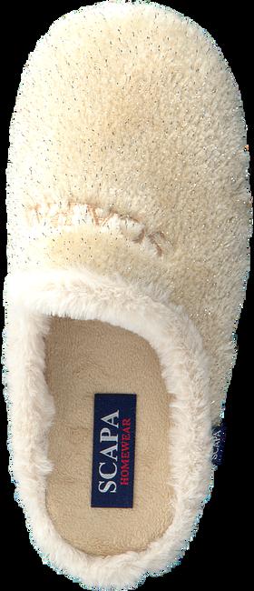 Beige SCAPA Pantoffels 21/602152 - large