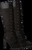 Zwarte Lange Laarzen ALLINGTON 14IN SIDE ZIP - small