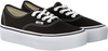 Zwarte VANS Sneakers AUTHENTIC PLATFORM WMN  - small