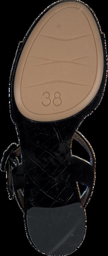 Zwarte UNISA Sandalen OMERCI  - larger
