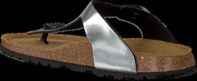Zilveren WARMBAT Slippers SCHLOBBERG TITANO  - large