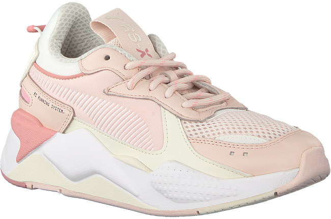 Roze PUMA Sneakers RS-X TRACKS  - large