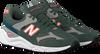 Groene NEW BALANCE Sneakers MSX90  - small