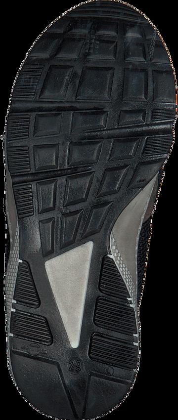 Zwarte DEVELAB Hoge sneaker 41863  - larger