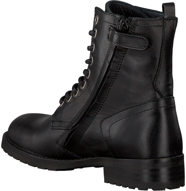 Zwarte HIP Veterboots H1851 - large