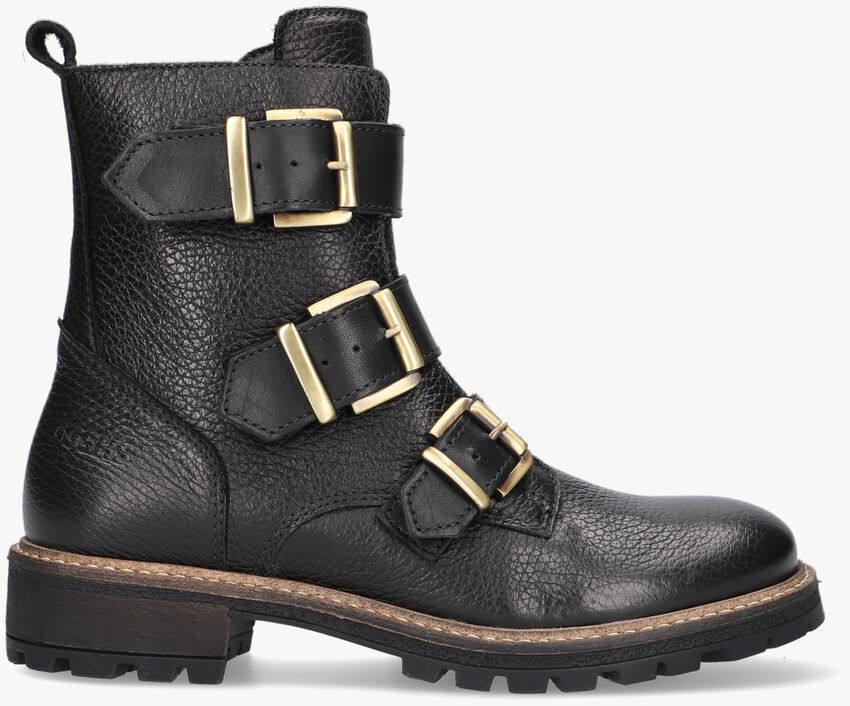 Zwarte GIGA Biker boots G3781  - larger
