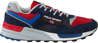 Blauwe POLO RALPH LAUREN Sneakers TRACKSTER 100 - medium