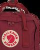 Rode FJALLRAVEN Rugtas 23561 - small