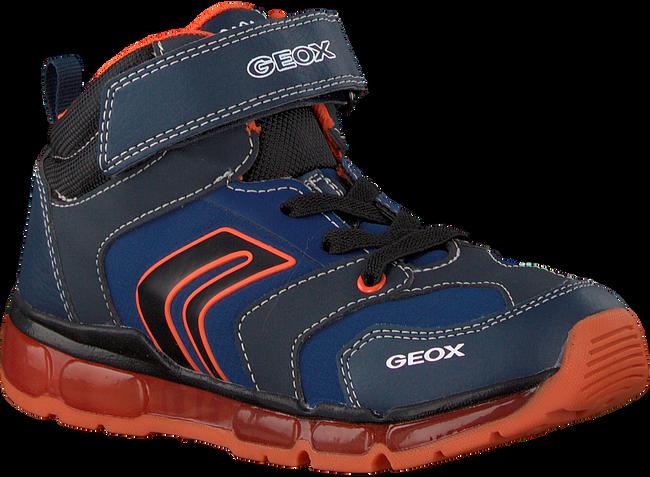 Blauwe GEOX Sneakers J8444B - large