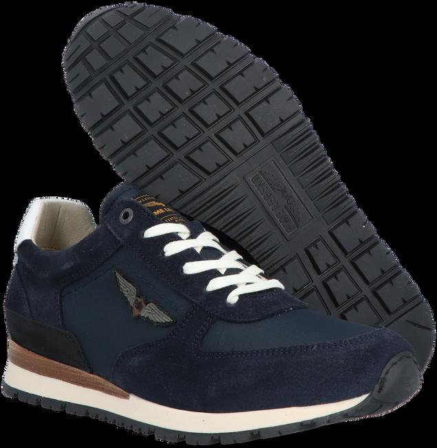 Blauwe PME Lage sneakers LOCKPLATE  - large
