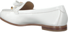 Witte MICHAEL KORS Loafers ALIVE LOAFER  - small