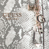 Grijze GUESS Handtas HOLLY CARRY ALL  - small