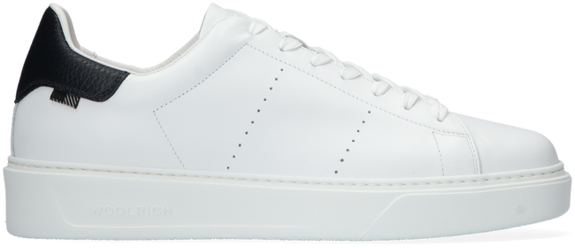 Witte WOOLRICH Lage sneakers SNEAKER SUOLA SCATOLA MAN CALF  - large