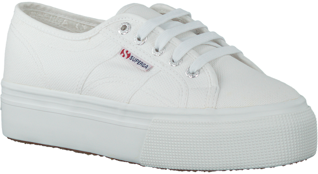Witte SUPERGA Sneakers 2790 ACOTU  - large
