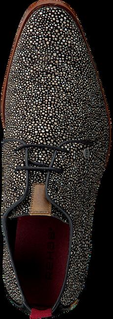 Zwarte REHAB Nette schoenen GREG TILE  - large