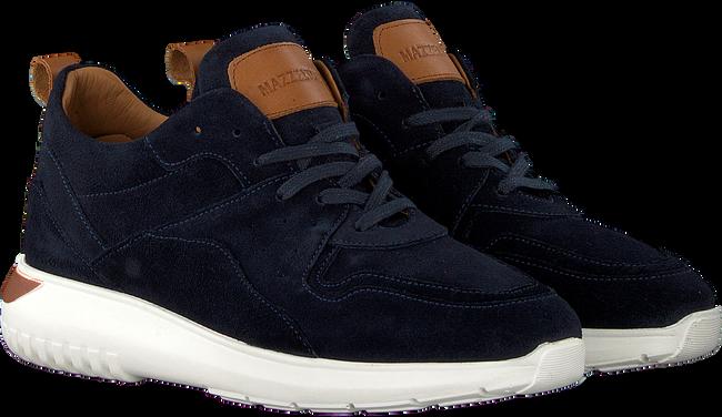 Blauwe MAZZELTOV Sneakers 3955  - large