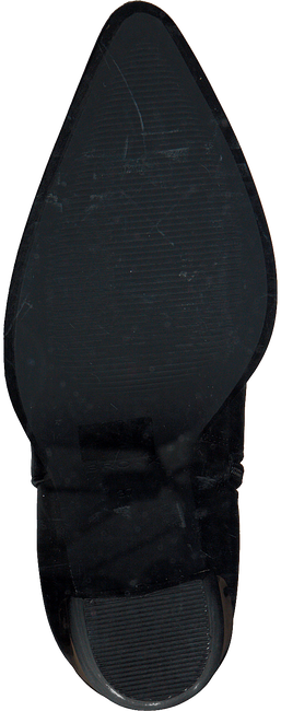 Zwarte BRONX Enkellaarsjes 33963  - large