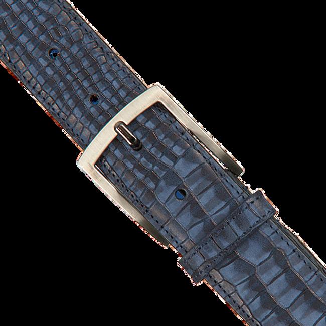 Blauwe FLORIS VAN BOMMEL Riem 75201  - large