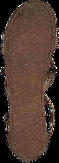 Gouden BULLBOXER Sandalen AED031  - large