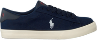 Blauwe POLO RALPH LAUREN Lage sneakers THERON  - medium
