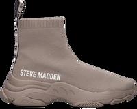 Taupe STEVE MADDEN Hoge sneaker MASTER  - medium
