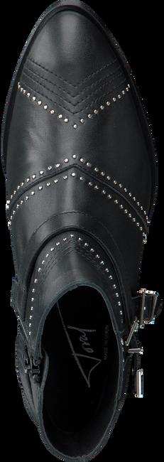 Zwarte TORAL Enkellaarsjes 10490  - large