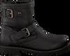 Zwarte PANAMA JACK Biker boots FELINA IGLOO B11 - small