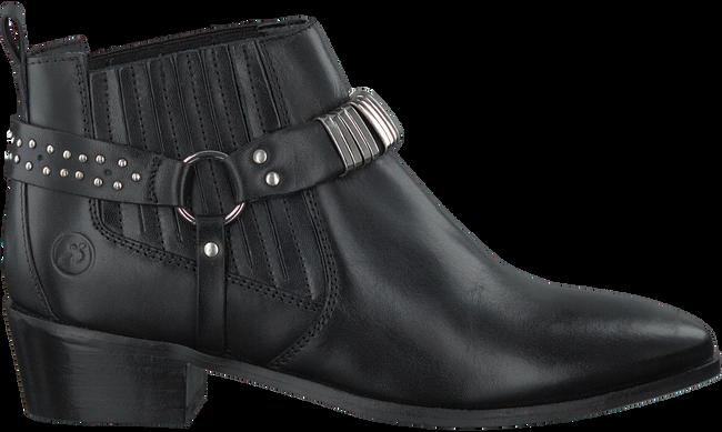 Zwarte BRONX Enkellaarsjes 46923  - large