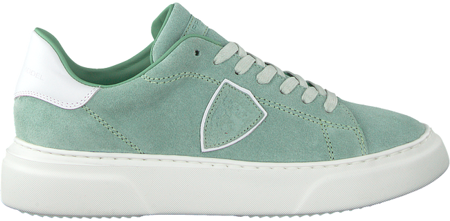 Groene PHILIPPE MODEL Sneakers TEMPLE FEMME  - large
