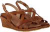 Cognac FRED DE LA BRETONIERE Espadrilles 153010114  - small