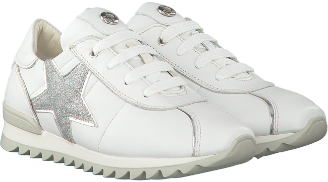 Witte UNISA Sneakers DONYA  - large