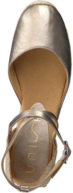 Gouden UNISA Espadrilles CAUDE  - large