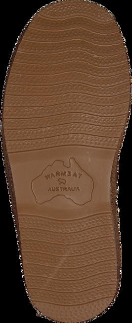 Cognac WARMBAT Pantoffels WILLOW - large