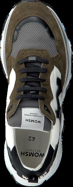 Groene WOMSH Lage sneakers FUTURA HEREN - large