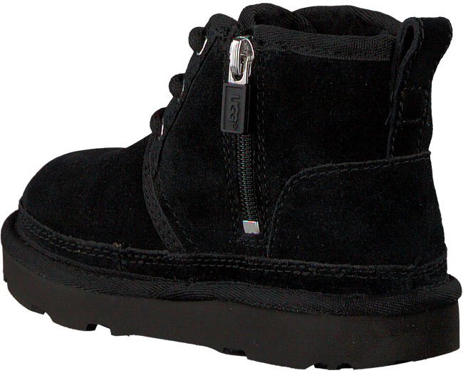 Zwarte UGG Veterboots TODDLER NEUMEL - large