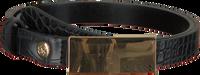 Zwarte GUESS Riem ASHER ADJUSTABLE PANT BELT  - medium