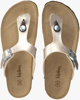 Gouden KIPLING Slippers MARIA 3 GY  - medium