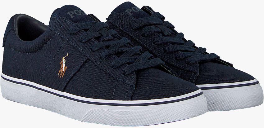 Blauwe POLO RALPH LAUREN Sneakers SAYER SNEAKERS VULC  - larger