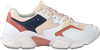 Roze TOMMY HILFIGER Lage sneakers CHUNKY LIFESTYLE WMN - small