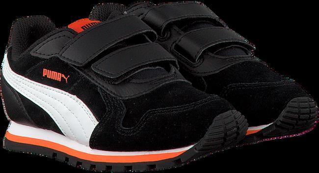 Zwarte PUMA Sneakers ST RUNNER SD V  - large