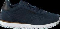 Blauwe WODEN Sneakers NORA II MESH  - medium