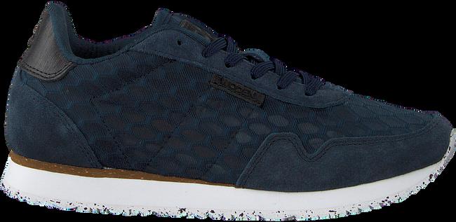 Blauwe WODEN Sneakers NORA II MESH  - large