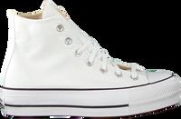 Witte CONVERSE Hoge sneaker CHUCK TAYLOR ALLSTAR LIFT HIGH  - medium