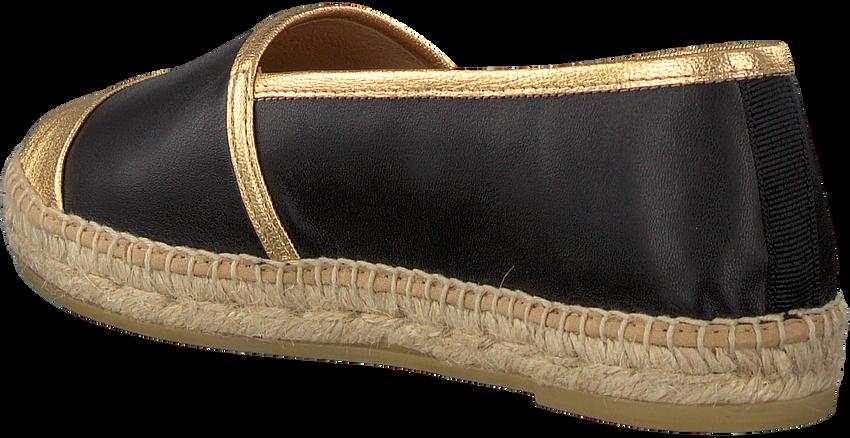 Zwarte KANNA Espadrilles 20029  - larger