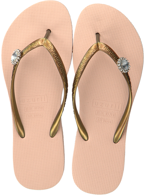 Beige UZURII Slippers ORIGINAL SWITCH - large