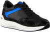 Zwarte RED-RAG Sneakers 76660  - small