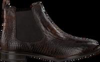 Bruine OMODA Chelsea boots 52B003 - medium