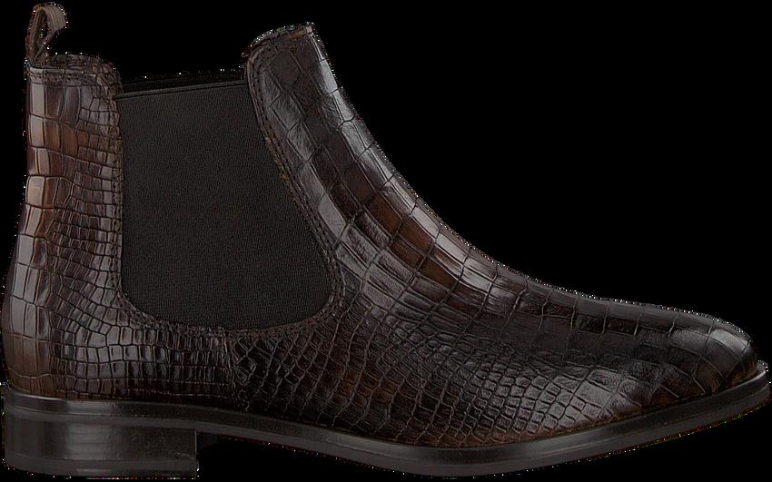 Bruine OMODA Chelsea boots 52B003 - larger