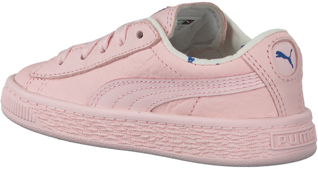 PUMA SNEAKERS TINY COTTONS LEATHER - large