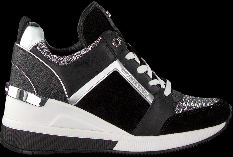912703306e8 Zwarte MICHAEL KORS Sneakers GEORGIE TRAINER - large. Next